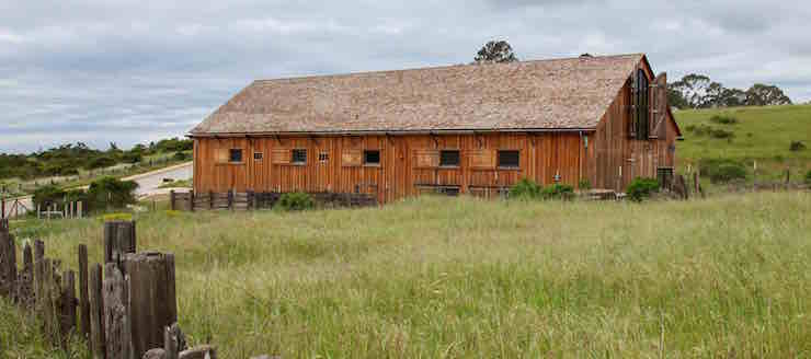 Renting The Hay Barn