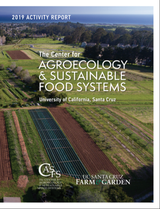 Center For Agroecology Sustainable Food Systems